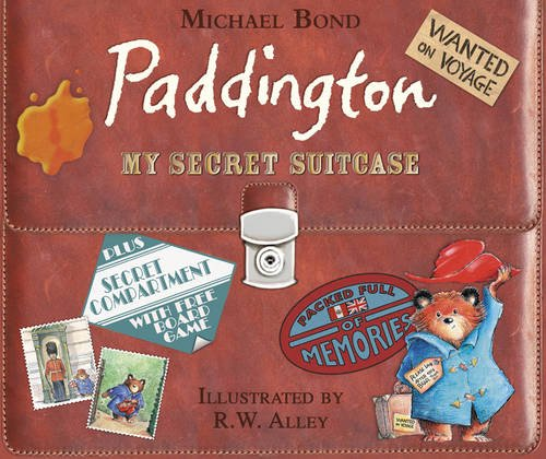 9780007270897: Paddington - My Secret Suitcase