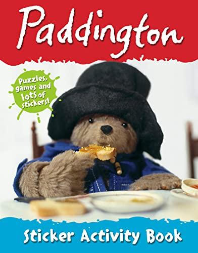 9780007270972: Paddington Sticker Activity Book