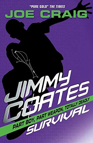 9780007270996: Jimmy Coates: Survival