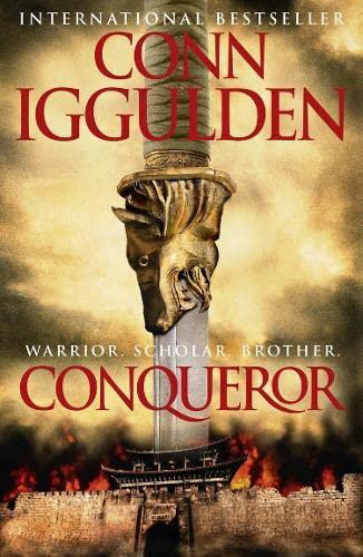 9780007271160: Conqueror (Conqueror, Book 5)