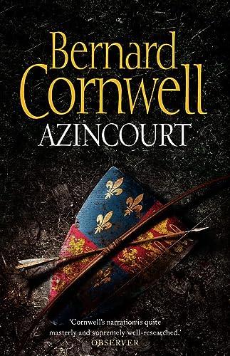 Azincourt: Cornwell, Bernard