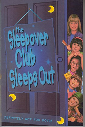 9780007271412: Sleepover Club Sleep Out, The (The Sleepover Club)