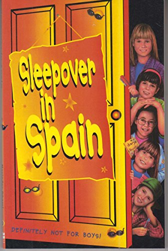 9780007271443: Sleepover in Spain (The Sleepover Club)