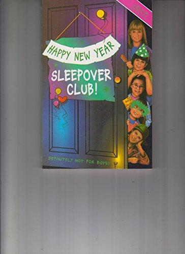 9780007271566: Happy New Year, Sleepover Club!: Millennium Special (The Sleepover Club)