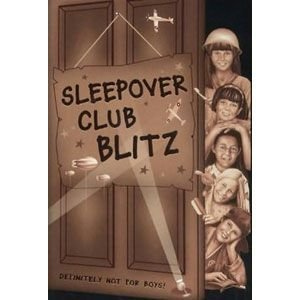 9780007271658: Sleepover Club Blitz (The Sleepover Club)