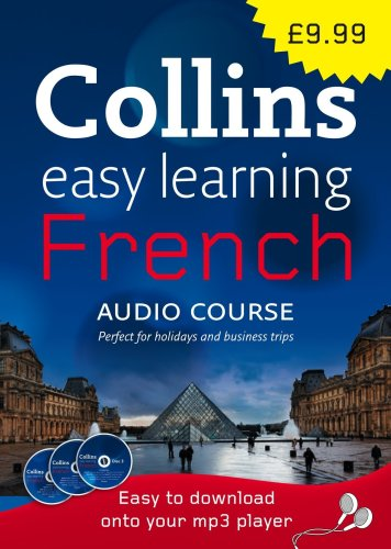 9780007271733: French: Stage 1 (Collins Easy Learning Audio Course)