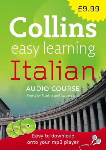 9780007271740: Collins Easy Learning Italian (Collins Easy Learning Audio Course)
