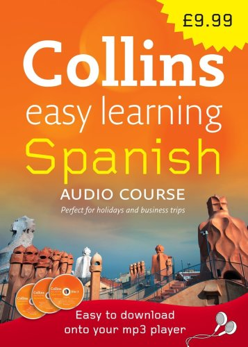 9780007271757: Spanish: Stage 1 (Collins Easy Learning Audio Course)