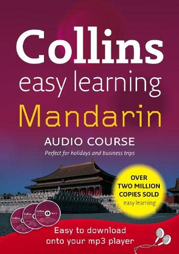 9780007271764: Mandarin (Collins Easy Learning Audio Course)