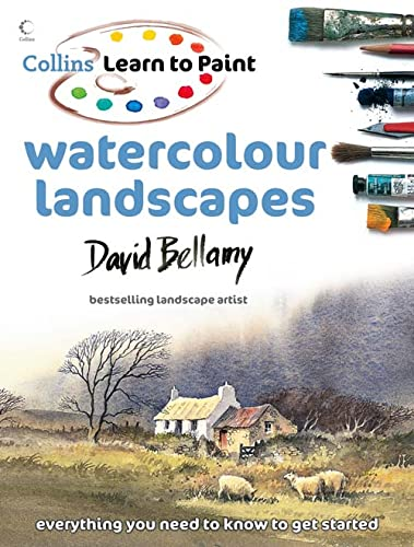 9780007271795: Watercolour Landscapes (Collins Learn to Paint)