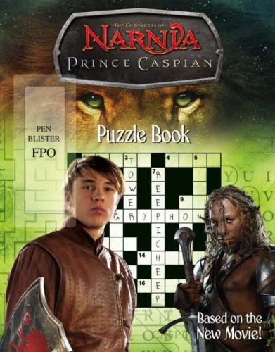9780007271870: Prince Caspian Puzzle Book (Prince Caspian Film Tie in)