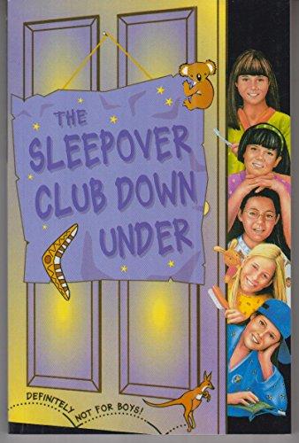 9780007271931: The Sleepover Club Down Under (The Sleepover Club)