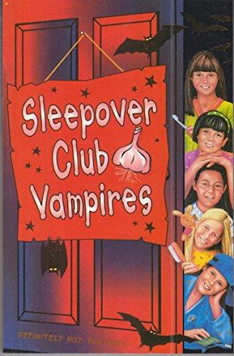 9780007271993: Sleepover Club Vampires (The Sleepover Club)
