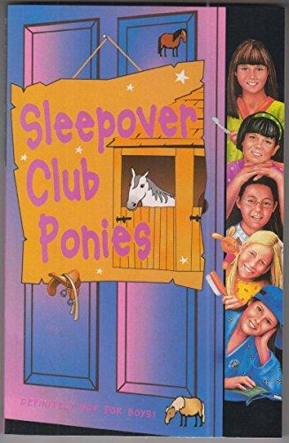 9780007272068: Sleepover Club Ponies (The Sleepover Club)