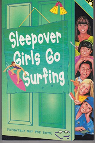 9780007272099: Sleepover Girls Go Surfing: Summer Special (The Sleepover Club)