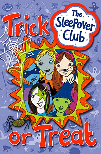 9780007272549: Trick or Treat (the Sleepover Club)