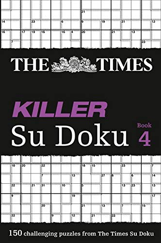 9780007272587: The Times Killer Su Doku 4: Bk. 4