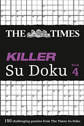 9780007272587: The Times Killer Su Doku Book 4 (Bk. 4)