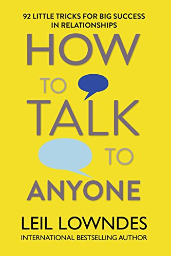 9780007272617: How to Talk to Anyone