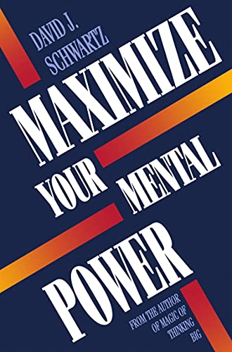 9780007272631: Maximize Your Mental Power