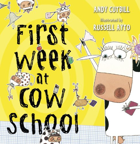 9780007273386: First Week at Cow School