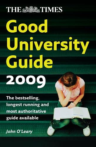 9780007273539: The Times Good University Guide 2009