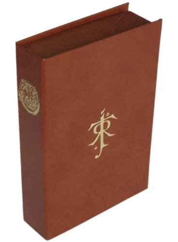 9780007273560: The J. R. R. Tolkien Deluxe Edition Collection: