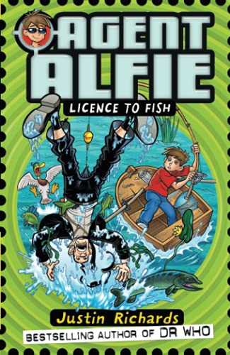 9780007273591: Licence to Fish (Agent Alfie)