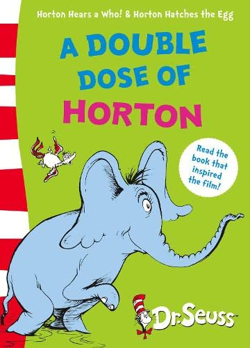 9780007273607: A Double Dose of Horton: AND Horton Hatches the Egg (Book & CD)