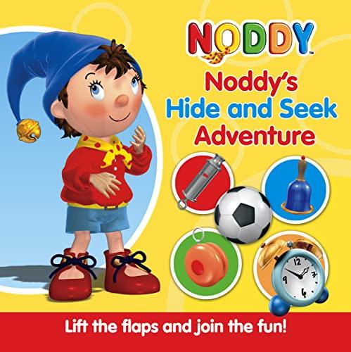 9780007273614: Noddy Hide and Seek Adventure: Lift-the-Flap Board Book (Noddy Lift the Flap)