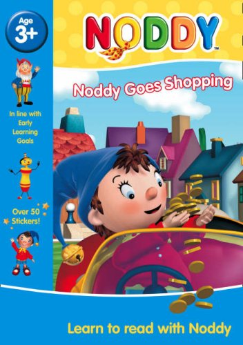 9780007273638: Learn to Read with Noddy - Noddy Goes Shopping