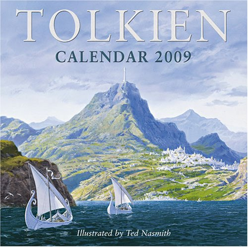 9780007273683: Tolkien Calendar 2009
