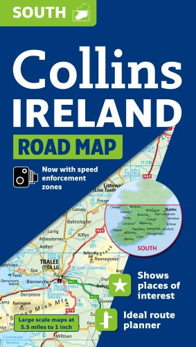 9780007273867: Ireland Road Map: Sheet 2 - South: South Sheet 2