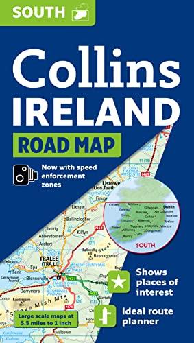 9780007273867: Ireland Road Map: South Sheet 2