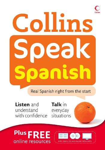 9780007274260: Collins Speak Spanish