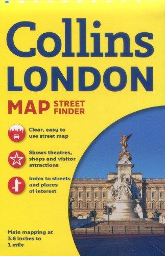 9780007274352: London Map