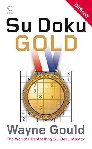 9780007274499: Su Doku Gold (Su Doku Medal Quartet)