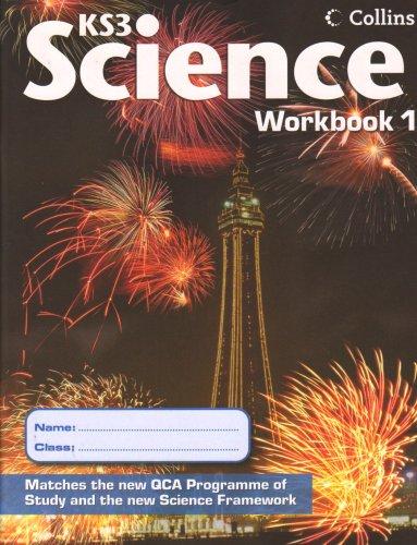 9780007274512: Collins KS3 Science - Workbook 1 (Collins Key Stage 3 Science)