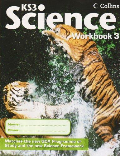 9780007274536: Collins KS3 Science - Workbook 3: v. 3 (Collins Key Stage 3 Science)