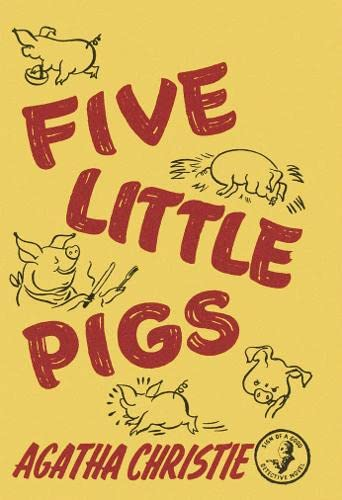 9780007274567: Five Little Pigs (Poirot)
