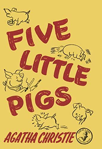 9780007274567: Five Little Pigs (Poirot)