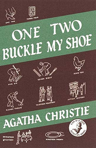 9780007274574: One, Two, Buckle My Shoe (Hercule Poirot)