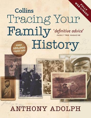 9780007274925: Collins Tracing Your Family History