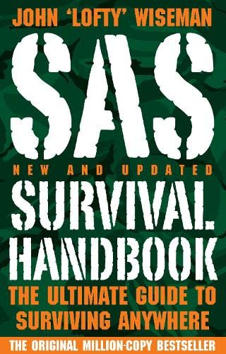 9780007274932: SAS Survival Handbook: The ultimate guide to surviving anywhere