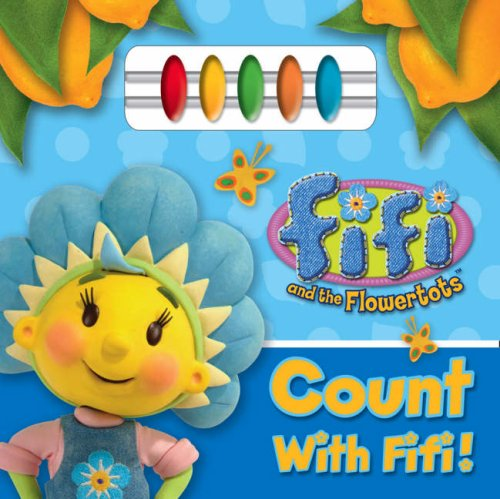 9780007275052: Fifi and the Flowertots - Count With Fifi: Bead Book
