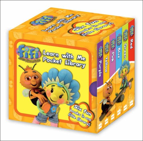 9780007275069: Fifi and the Flowertots - Pocket Library: Learn With Me