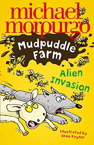 9780007275137: Alien Invasion (Mudpuddle Farm)