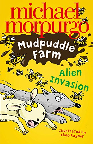9780007275137: Alien Invasion! (Mudpuddle Farm)