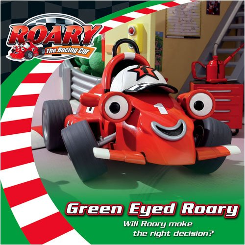 9780007275236: Roary the Racing Car - Green Eyed Roary