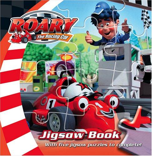 9780007275281: Roary the Racing Car - Roary Jigsaw Book